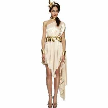 Goedkoop romeinse godin jurk dames carnavalskleding