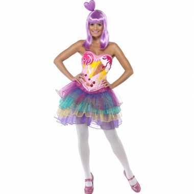 Carnavalskleding Goedkoop Dames.Goedkoop Snoepjes Jurk Dames Carnavalskleding Goedkoop