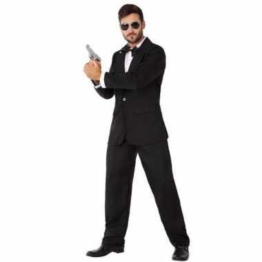 Goedkoop spionnen verkleedcarnavalskleding volwassenen