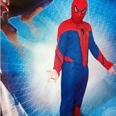 Goedkoop stripheld spiderman carnavalskleding
