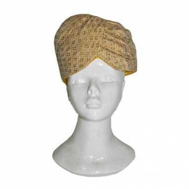 Goedkoop  Sultan hoed goud volwassenen carnavalskleding