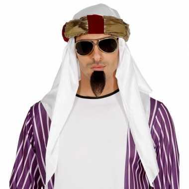 Goedkoop sultan hoeden carnavalskleding