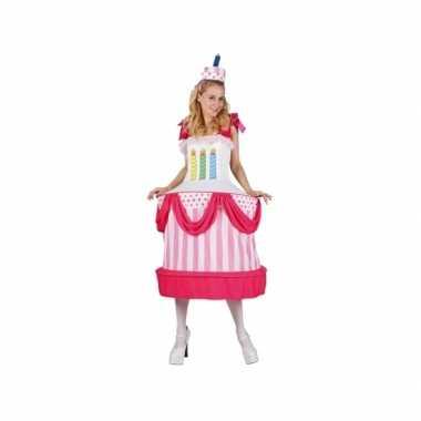 Goedkoop taart verkleedcarnavalskleding dames