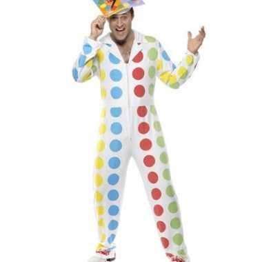 Goedkoop twister carnavalskleding mannen