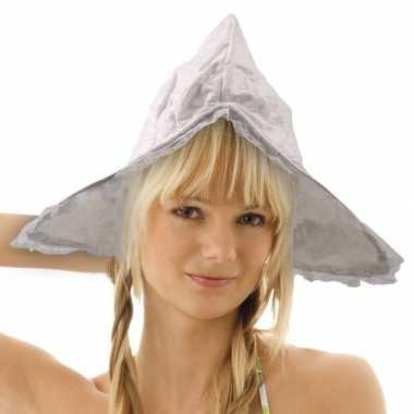 Goedkoop verkleed volendammer klederdracht hoedje dames carnavalskleding