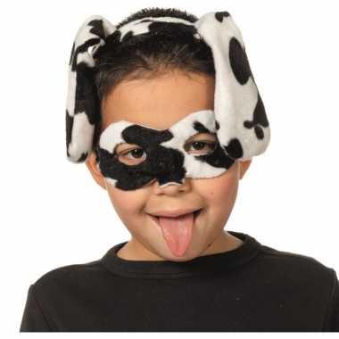 Goedkoop verkleedpartij setje dalmatier kinderen carnavalskleding