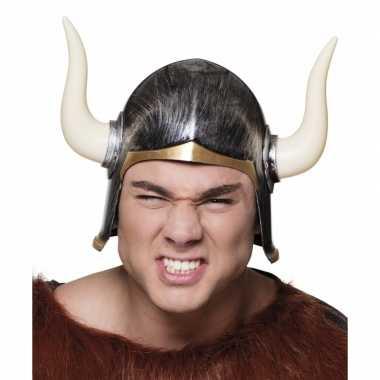 Goedkoop vikinghelm volwassenen carnavalskleding