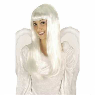 Goedkoop  Witte Engelen pruiken carnavalskleding