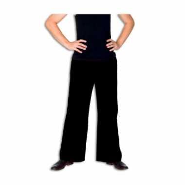 Goedkoop  Zwarte broek heren carnavalskleding
