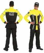 Goedkoop carnavals politiecarnavalskleding heren