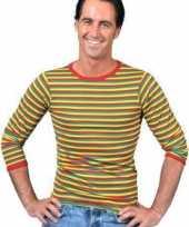 Goedkoop carnavalskleding dorus shirt heren