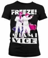 Goedkoop miami vice freeze carnavalskleding dames shirt