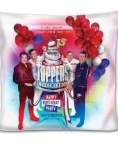 Goedkoop toppers officieel toppers concert kussen x carnavalskleding